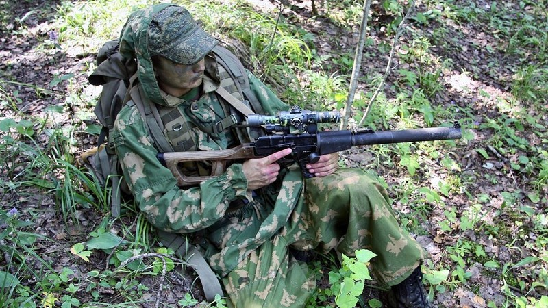 Tại sao đạn xuyên giáp của đặc nhiệm Nga khiến phương Tây dè chừng?