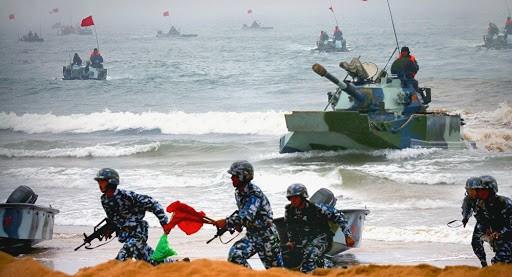 Kịch bản Trung Quốc tấn công Đài Loan như Mỹ tấn công Syria?
