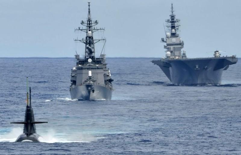 Cường quốc Hải quân mới nổi sắp vượt mặt Nhật, Trung ở Đông Á