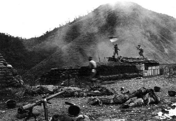 Trận đánh kỷ lục 1 chọi 20 của quân giải phóng trên đồi Không Tên