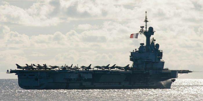 """Pháp liên tiếp gửi tàu chiến tới Biển Đông để """"dằn mặt"""" Trung Quốc"""