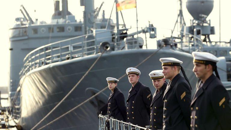 Khinh hạm Đức tới Biển Đông:  Cùng Mỹ, Pháp siết chặt Bắc Kinh?