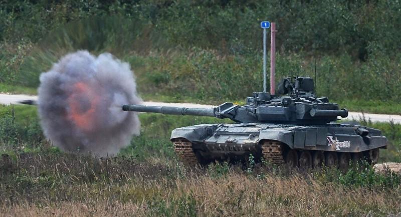 """Lý do người Mỹ gọi xe tăng chủ lực T-90M của Nga là """"quái vật""""?"""