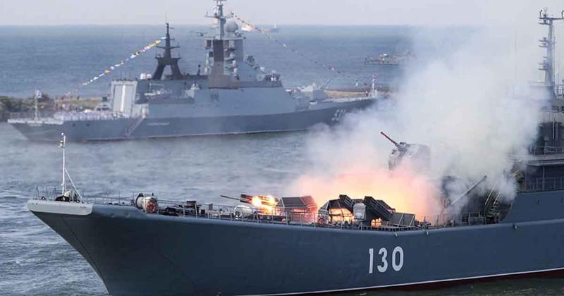 """Đêm trước """"trận đánh lớn"""", Nga có động thái gì trên Biển Đen?"""