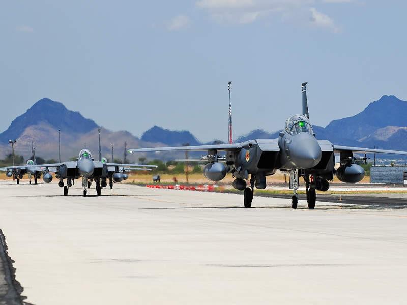 Không quân Singapore vượt qua hành trình gian nan để sở hữu F-15SG