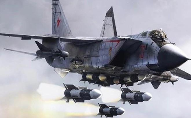 Syria suýt trở thành quốc gia đầu tiên nhập khẩu thành công MiG-31