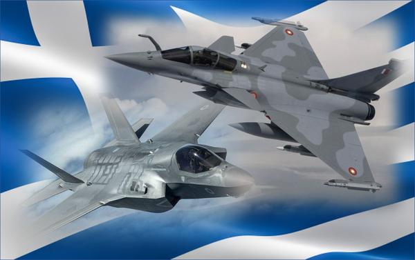 Tại sao hàng xóm của Pháp, lựa chọn F-35 chứ không phải Rafale?