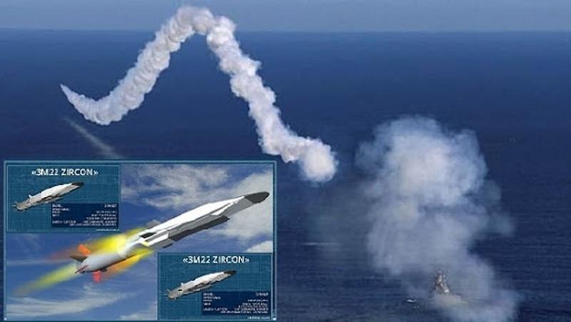 Điều gì sẽ xảy ra nếu tàu Nakhimov phóng 60 tên lửa Zircon vào Mỹ