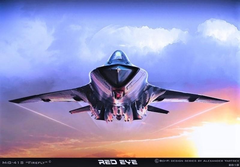 Nhà thiết kế máy bay chiến đấu Mikoyan của Nga đang ở đâu?
