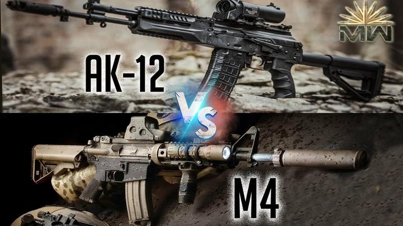 Súng trường tấn công AK-12: Câu trả lời đanh thép cho khẩu M4