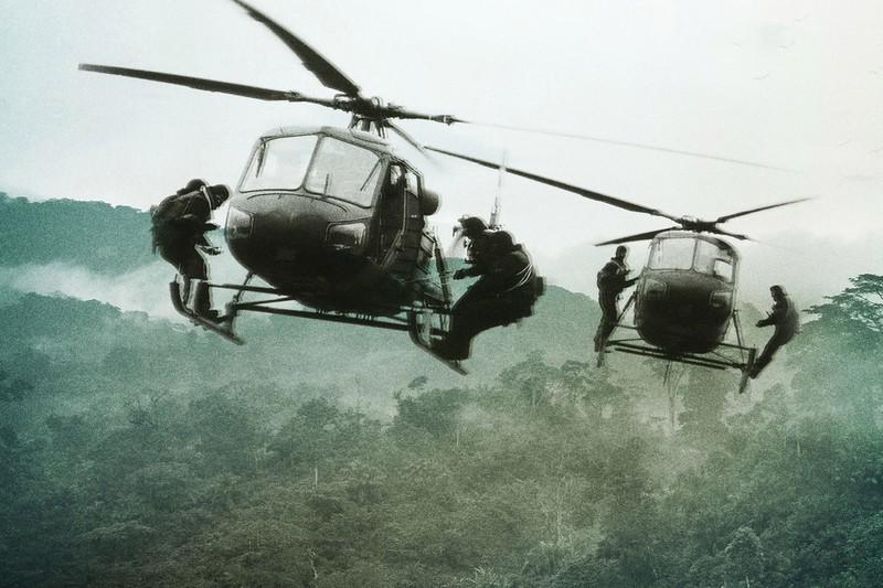 Quốc gia nào sở hữu lực lượng đặc nhiệm tinh nhuệ nhất thế giới?