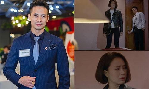 """Nam diễn viên cưỡng bức Hồng Diễm trong """"Hướng dương ngược nắng"""" là ai?"""
