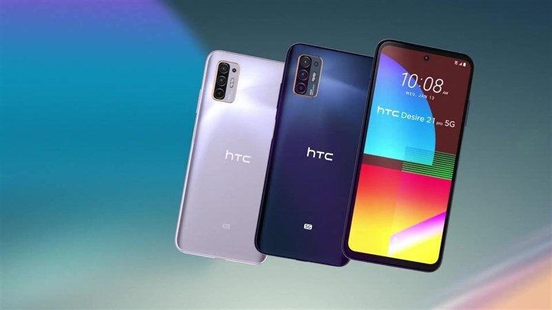 HTC ra mắt smartphone 5G mới giá chưa đến 10 triệu đồng - kết quả xổ số ninh thuận