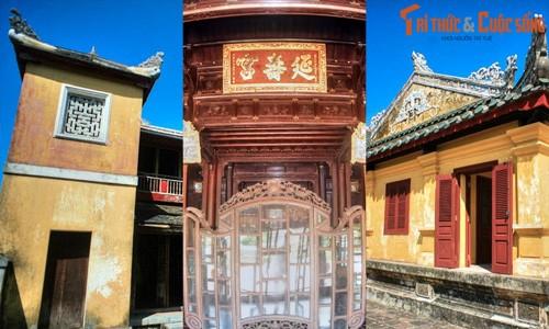 Loạt công trình bề thế dành riêng cho phụ nữ trong Hoàng thành Huế