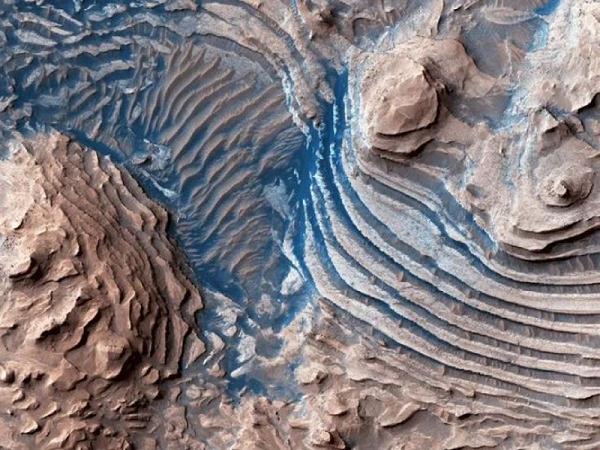 """Phát hiện bằng chứng sinh vật """"sống khỏe"""" trên sao Hỏa"""
