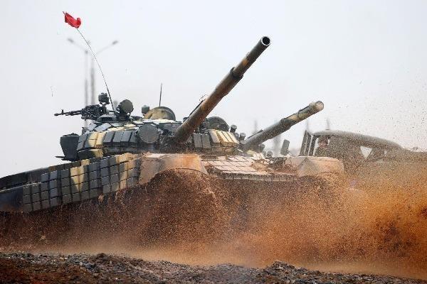 Một sư đoàn xe tăng Nga tại Kaliningrad có sức mạnh tới đâu?