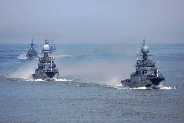 Ukraine giúp Mỹ vô hiệu hóa khả năng nhắm bắn của tàu chiến Nga - Trung Quốc
