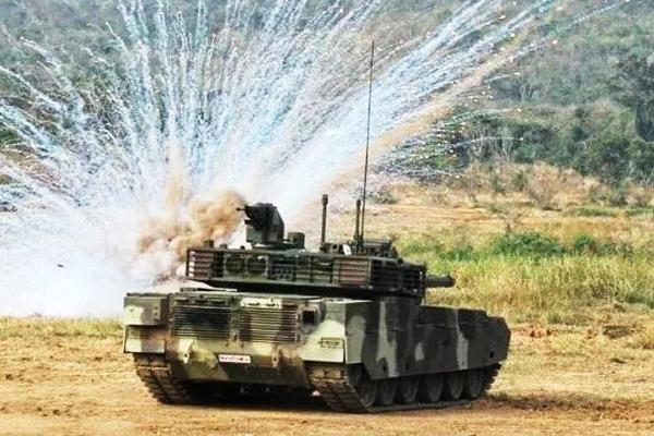Xe tăng VT4 của Trung Quốc lần đầu thực chiến ở châu Phi