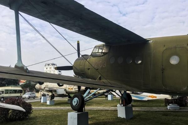 Ukraine nhập biên loại máy bay Việt Nam cho về hưu từ lâu