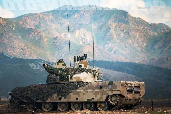 Xe tăng Trung Quốc - Ấn Độ tiếp tục... so kè thông số kỹ thuật