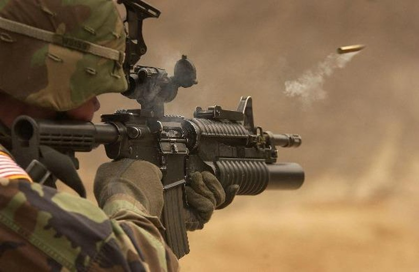 Khẩu súng đông nhất trong Quân đội Mỹ, sánh ngang AK-74 của Nga