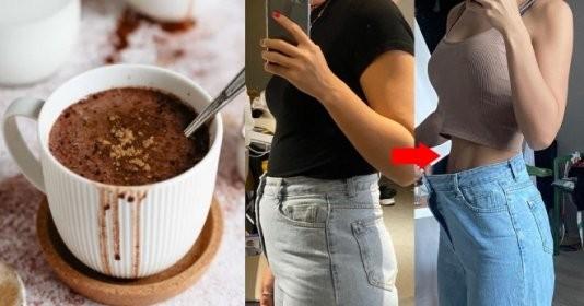 Cách uống bột cacao giảm cân thần tốc