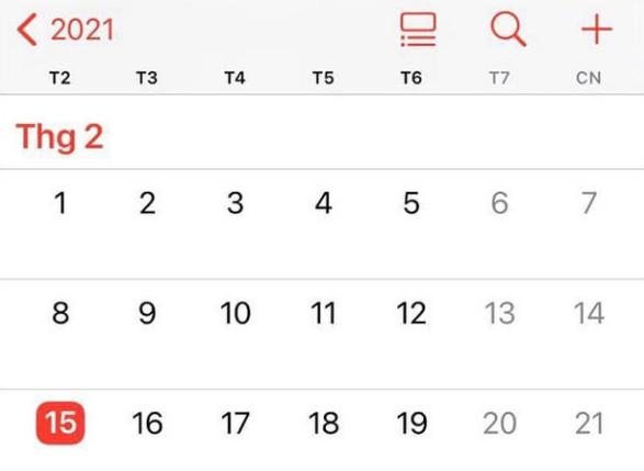 823 năm mới có 1 lần, tháng 2/2021 đặc biệt thế nào?