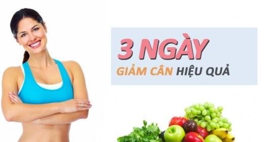 5 loại thực phẩm giảm cân nhanh chóng, hiệu quả