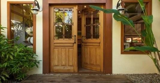 Mở cửa nhà thấy ngay 5 vật này xác định là mất lộc