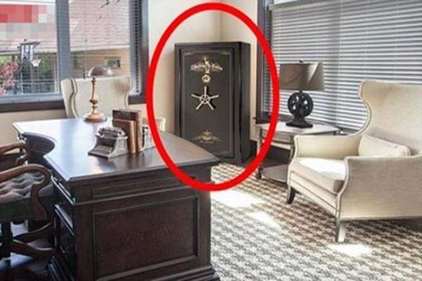 Vì sao nhà giàu dùng két sắt thường mua thêm tượng?