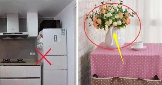 Tủ lạnh đặt đúng vị trí này giúp gia chủ hút tài lộc