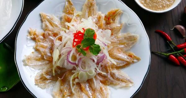 Món gỏi cá hút khách ở Quy Nhơn được ví như 'sushi' phiên bản Việt
