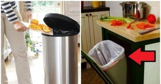 Cứ tiện tay đặt thùng rác chỗ này: Gia chủ làm hoài vẫn nghèo đói