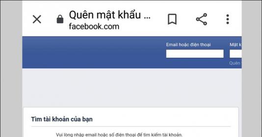 4 cách lấy lại mật khẩu Facebook không cần email và số điện thoại - x��� s��� ki���u m���