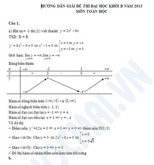 Goi y dap an mon Toan khoi B nam 2013-Hinh-2
