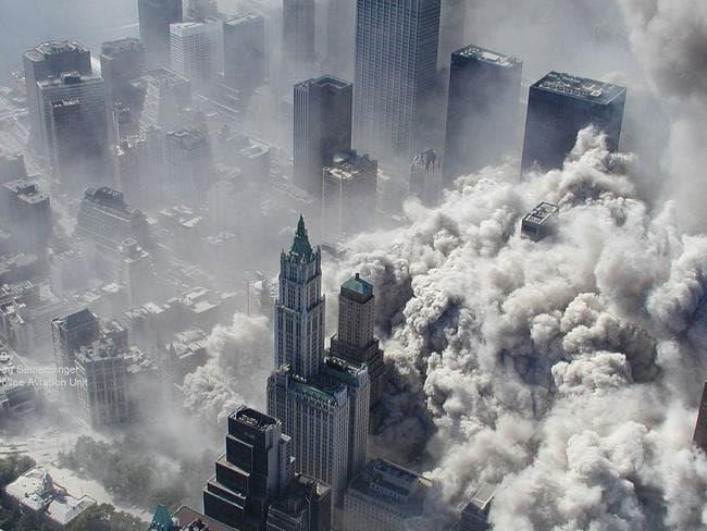 Khung bo 11/9: 18 nam My mat di su