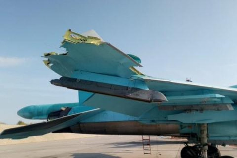 Vi sao Su-34 cua Nga vo nat mot canh van tiep dat an toan?