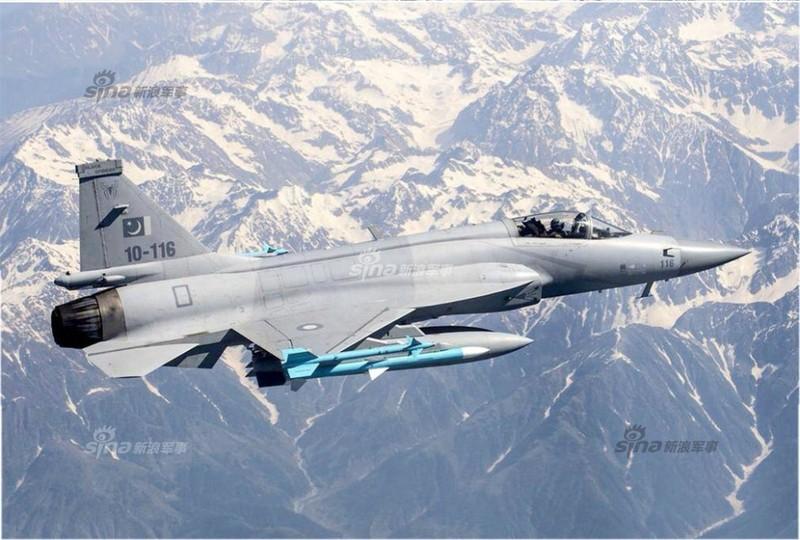 Trung Quoc ban tiem kich JF-17 Thunder cho Myanmar voi gia re khong tuong-Hinh-7