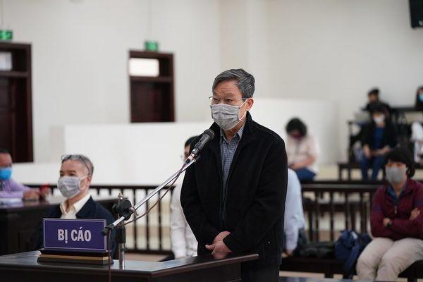 Vu AVG: Y an chung than voi ong Nguyen Bac Son, ong Le Nam Tra duoc giam an