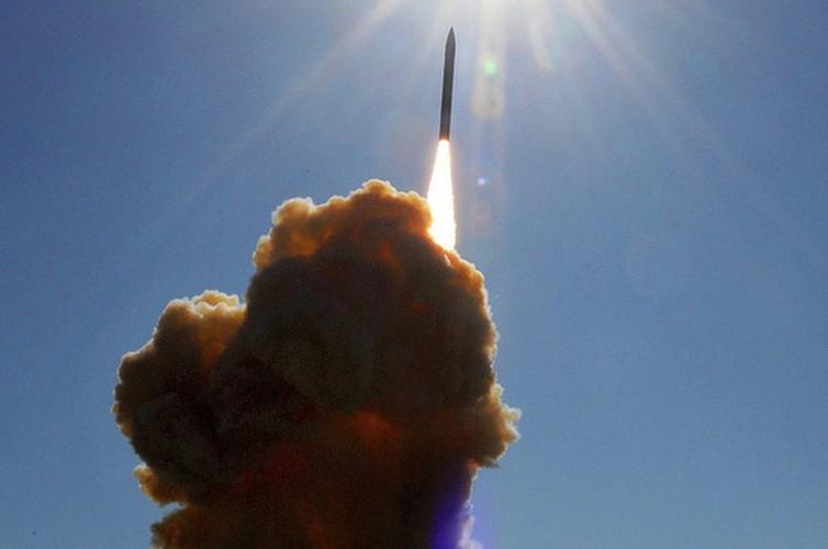 Ten lua dan dao Minuteman III cua My khien phong khong Nga bo tay