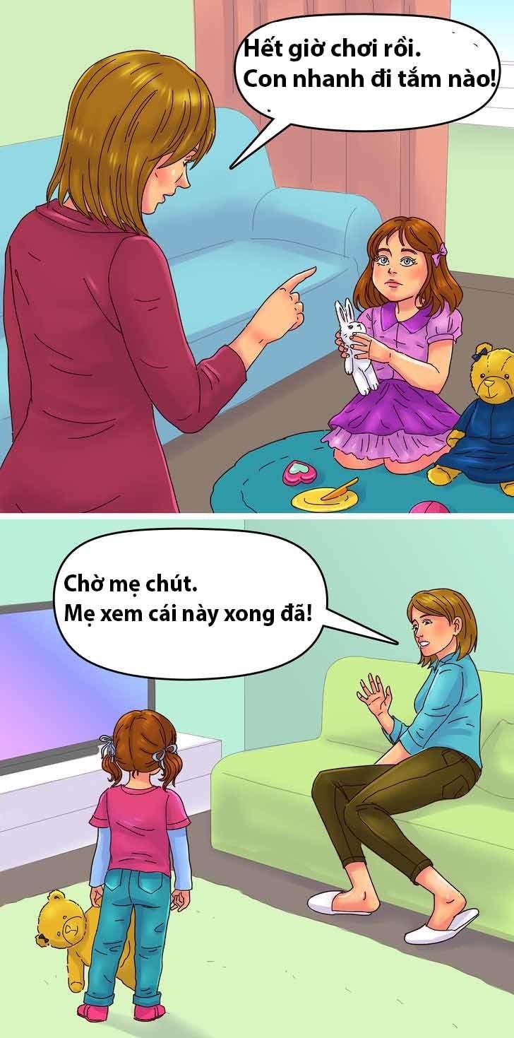 10 hanh vi cua bo me co tac dong xau den con-Hinh-7