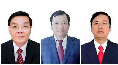 Thu tuong Chinh phu phe chuan nhan su TP Ha Noi, tinh Bac Giang
