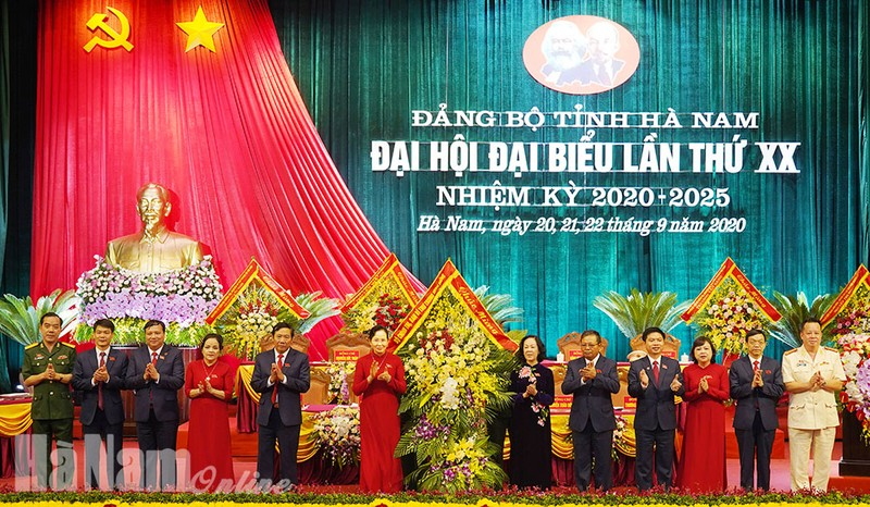 Diem nhan tu 15 Dai hoi Dang bo tinh/thanh pho