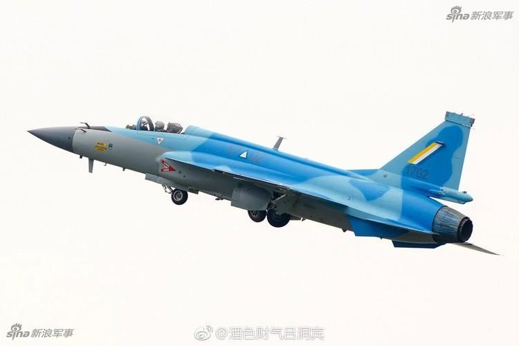 JF-17 thi nhau