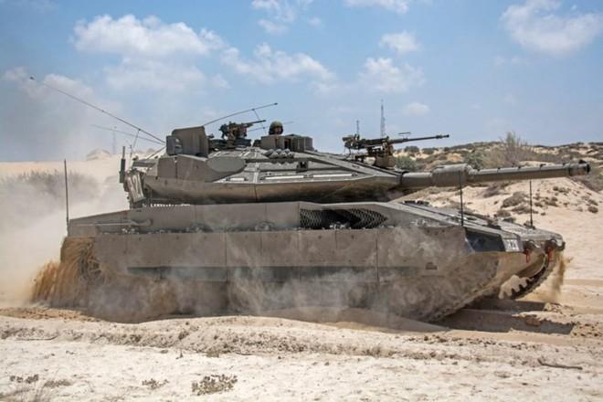 Ly do ngo ngan khien sieu tang Merkava Mk-4 cua Israel lat ngua-Hinh-13