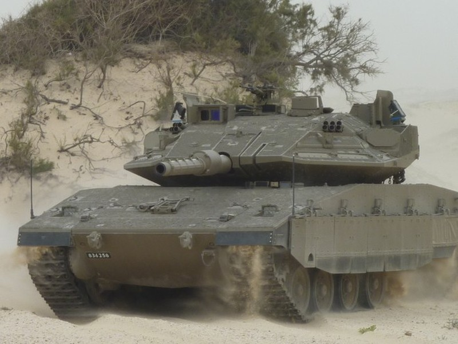 Ly do ngo ngan khien sieu tang Merkava Mk-4 cua Israel lat ngua-Hinh-8