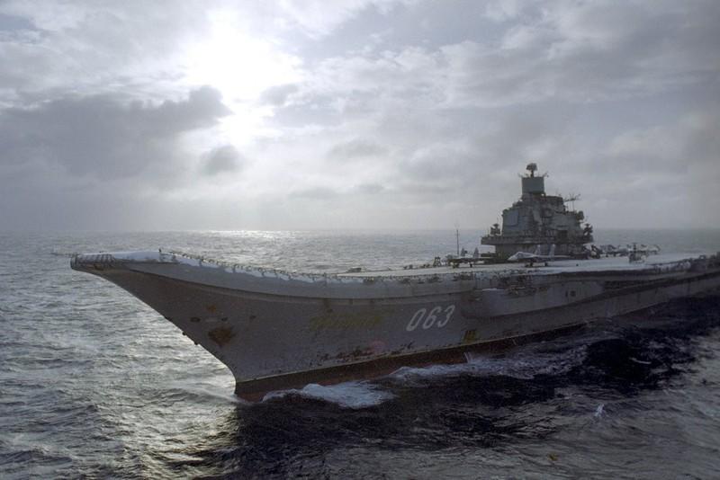 Diem mat 5 tau chien Lien Xo - Nga khien NATO