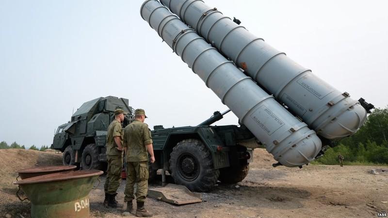 Su that: Nga cam Syria khai hoa S-300 khi chua duoc phep-Hinh-4