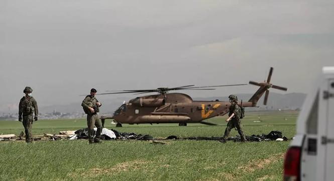 May bay Grob G 120 cua Khong quan Israel roi, phi cong tu nan-Hinh-2