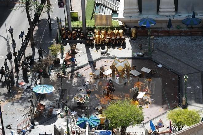 Malaysia bat 8 nghi can lien quan vu danh bom o Bangkok